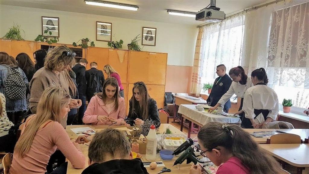 Karjeros diena Grinkiškio J. Poderio gimnazijoje
