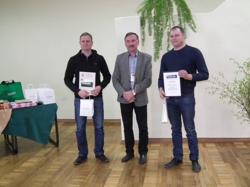 Žemės ūkio technikos žinias demonstravo konkurse