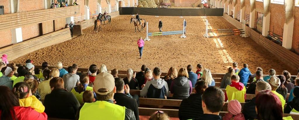 Šeduvos lopšelio-darželio bendruomenės apsilankymas žirgyne