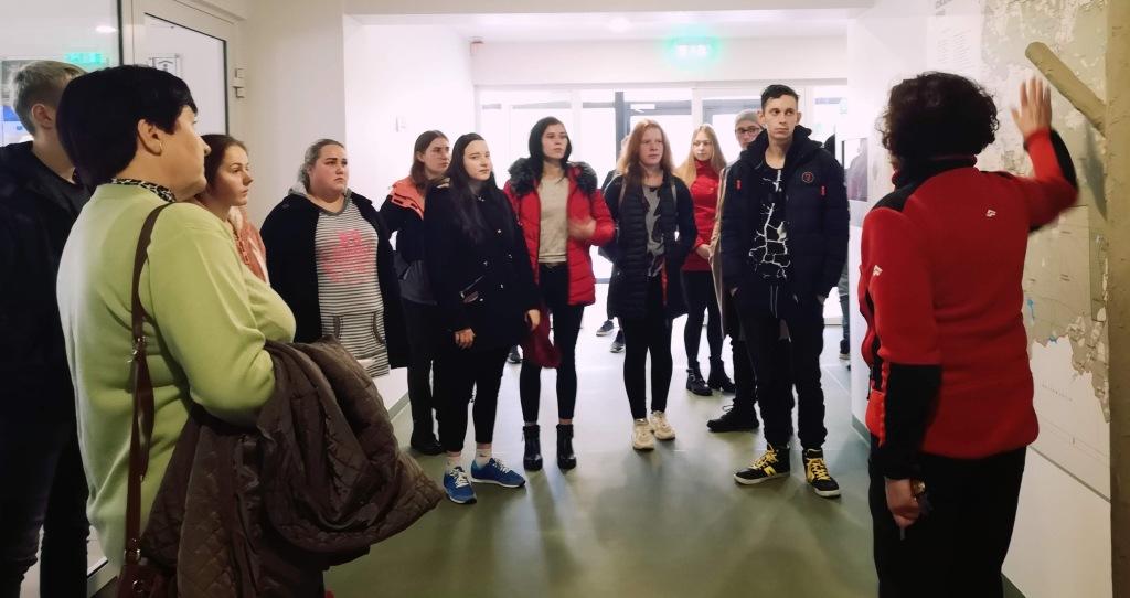 Mokinių edukacinė išvyka į Čepkelių raistą