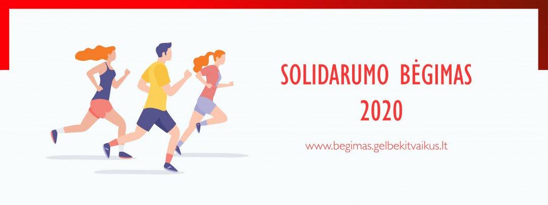 Solidarumo bėgimas 2020
