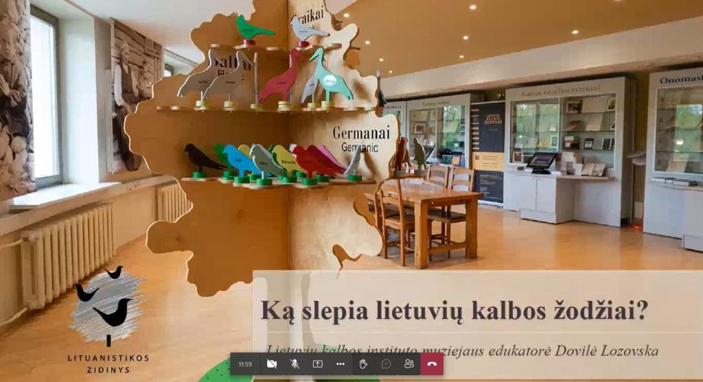 RTVMC Šeduvos technologijų ir verslo mokymo skyriaus mokiniai dalyvavo profesinio mokymo įstaigų mokinių lietuvių kalbos viktorinoje